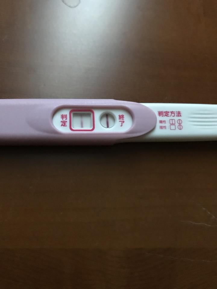 胚移植10日目 フライング